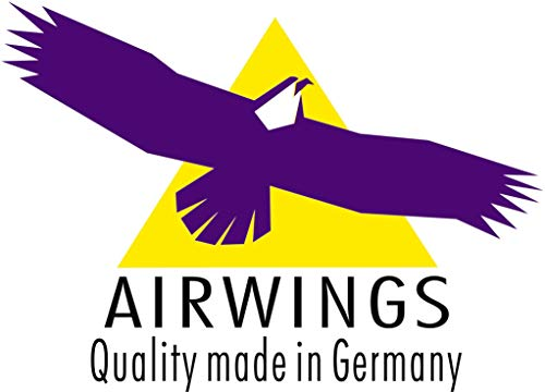 Airwings Tour Federsattelstütze Kerze (Harter Federungsgrad) - 3