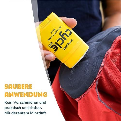 Body Glide Cycle - Gezielter Schutz beim Radfahren - 42g - 2