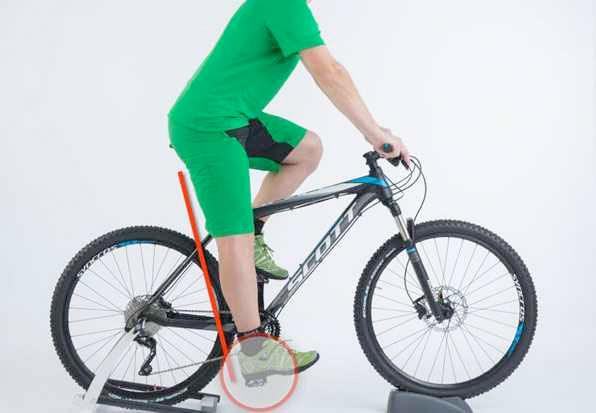 fahrradsattel richtig einstellen. Black Bedroom Furniture Sets. Home Design Ideas